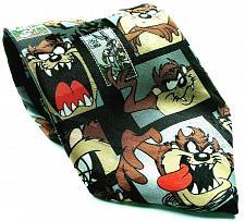 Buy Looney Tunes Taz Bugs Bunny 32 Cents Postage Cartoon Necktie