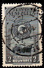 Buy VENEZUELA [1948] MiNr 0527 ( O/used ) Schiffe