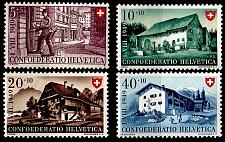 Buy SCHWEIZ SWITZERLAND [1949] MiNr 0525-28 ( **/mnh ) Pro Patria