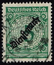 Buy Germany #O48 Official; Used (3Stars) |DEUO048-02XRS