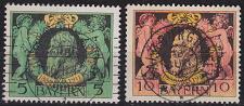 Buy GERMANY Bayern Bavaria [1911] MiNr 0092-93 A ( O/used )