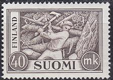 Buy FINLAND SOUMI [1952] MiNr 0406 ( */mh )