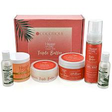 Buy New Box Hawaiian Silky Collection Triple Butter Hydrate & Define Free Shippin