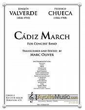 Buy Valverde - Cadiz March