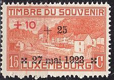 Buy LUXEMBURG LUXEMBOURG [1923] MiNr 0145 ( oG/no gum )