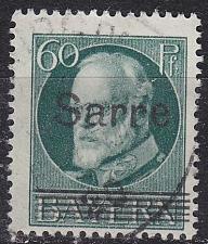 Buy GERMANY Saar [1920] MiNr 0026 b ( O/used )