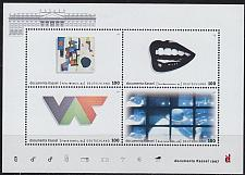 Buy GERMANY BUND [1997] MiNr 1927-30 Block 39 ( **/mnh ) Kunst
