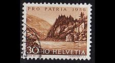 Buy SCHWEIZ SWITZERLAND [1956] MiNr 0630 ( O/used ) Pro Patria