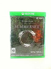 Buy The Elder Scrolls Summerset XBox One Factory Sealed (VHP)