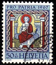 Buy SCHWEIZ SWITZERLAND [1967] MiNr 0857 ( O/used ) Pro Patria