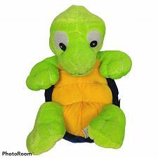 """Buy NWT Nanco Green Turtle Reptile Terrapin Plush Stuffed Animal 2012 8"""""""
