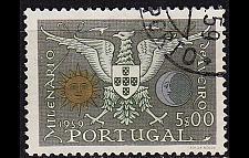 Buy PORTUGAL [1959] MiNr 0877 ( O/used )