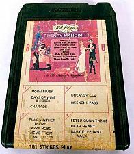 Buy Henry Mancini 101 Strings The Of Henry Mancini (8-Track Tape, E 85015)