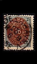 Buy DÄNEMARK DANMARK [1875] MiNr 0027 I Y B b ( O/used ) [02]