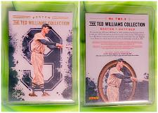 Buy MLB TED WILLIAMS BOSTON RED SOX HOF 2017 PANINI DIAMOND KINGS #TWC3 MINT