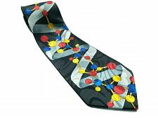 Buy Steven Harris DNA Molecule Atom Science Scientist Teacher Novelty Necktie