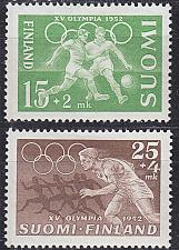 Buy FINLAND SOUMI [1951] MiNr 0399 ex ( */mh ) [01] Olympiade