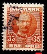 Buy DÄNEMARK DANMARK [1907] MiNr 0057 ( O/used ) [01]