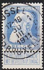 Buy BELGIEN BELGIUM [1905] MiNr 0073 ( O/used )