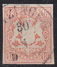 Buy GERMANY Bayern Bavaria [1867] MiNr 0019 ( O/used ) [01]