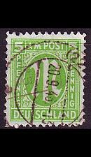 Buy GERMANY Alliiert AmBri [1945] MiNr 0019 D ( O/used )