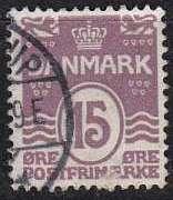 Buy DÄNEMARK DANMARK [1905] MiNr 0046 ( O/used )