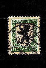 Buy SCHWEIZ SWITZERLAND [1925] MiNr 0215 ( O/used ) Pro Juventute