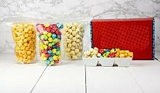 Buy 3 Cotton Candy Popcorn gift basket box set Free Shipping!