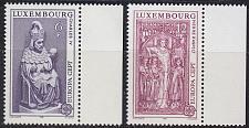 Buy LUXEMBURG LUXEMBOURG [1978] MiNr 0967-68 ( **/mnh )