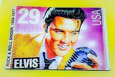 Buy Vintage Elvis Presley 1992 - USPO - 29 Cent Stamp Post Card Puzzle Rare