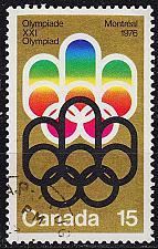 Buy KANADA CANADA [1973] MiNr 0533 ( O/used ) Olympiade