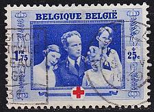 Buy BELGIEN BELGIUM [1939] MiNr 0502 ( O/used ) Rotes Kreuz
