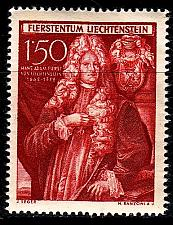 Buy LIECHTENSTEIN [1949] MiNr 0283 ( */mh )