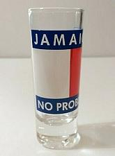 "Buy Jamaica No Problem 4"" Collectible Shot Glass"