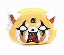 Buy New Hello Kitty Aggretsuko Diecut Pouch Rage Single Face Free Shipping
