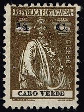 Buy Cape Verde #173 Ceres; Unused (2Stars) |CPV0173-08XRS