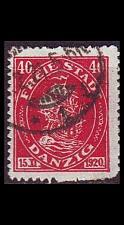 Buy GERMANY REICH Danzig [1921] MiNr 0056 ( OO/used ) [01]