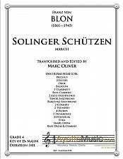 Buy Blon - Solinger Schutzen