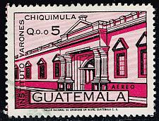 Buy Guatemala **U-Pick** Stamp Stop Box #157 Item 95 |USS157-95XVA