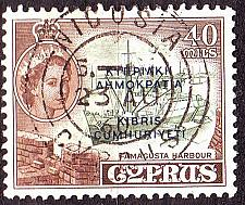 Buy ZYPERN CYPRUS [1960] MiNr 0188 ( O/used )
