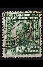 Buy JUGOSLAVIA [1923] MiNr 0172 ( O/used )