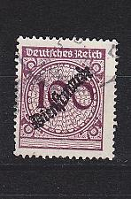 Buy GERMANY REICH Dienst [1923] MiNr 0104 ( O/used )