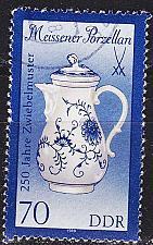 Buy GERMANY DDR [1989] MiNr 3244 I ( OO/used ) Meissen