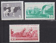 Buy GERMANY DDR [1958] MiNr 0628-30 ( **/mnh )