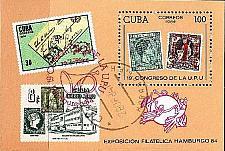 Buy KUBA CUBA [1984] MiNr 2865 Block 83 ( O/used ) Briefmarken