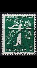 Buy SCHWEIZ SWITZERLAND [1939] MiNr 0348 z ( O/used )