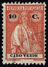 Buy Cape Verde #183E Ceres; Used (3Stars) |CPV0183E-02XRS