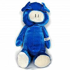 "Buy Toy Factory Blue Pig Plush Stuffed Animal 2013 15.5"""