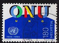 Buy SCHWEIZ SWITZERLAND [1995] MiNr 1543 ( O/used ) UNO