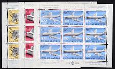 Buy JUGOSLAVIA [1974] MiNr 1546-48 Kleinbogen ( **/mnh ) UNO